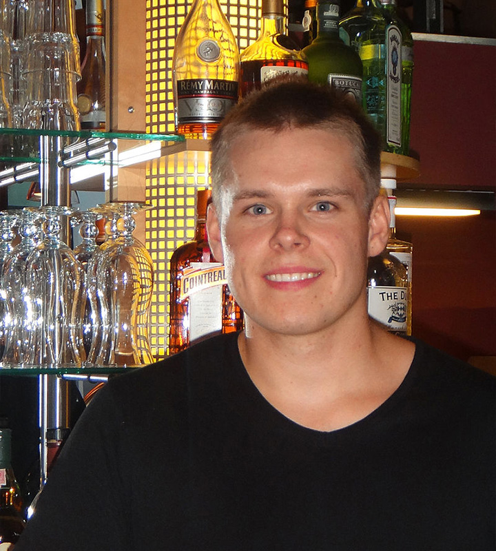 Café N8 - Halle (Saale), Team - Falco