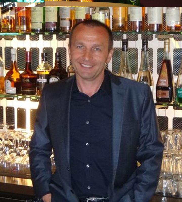 Café N8 - Halle (Saale), Frank Weber Geschäftsführer