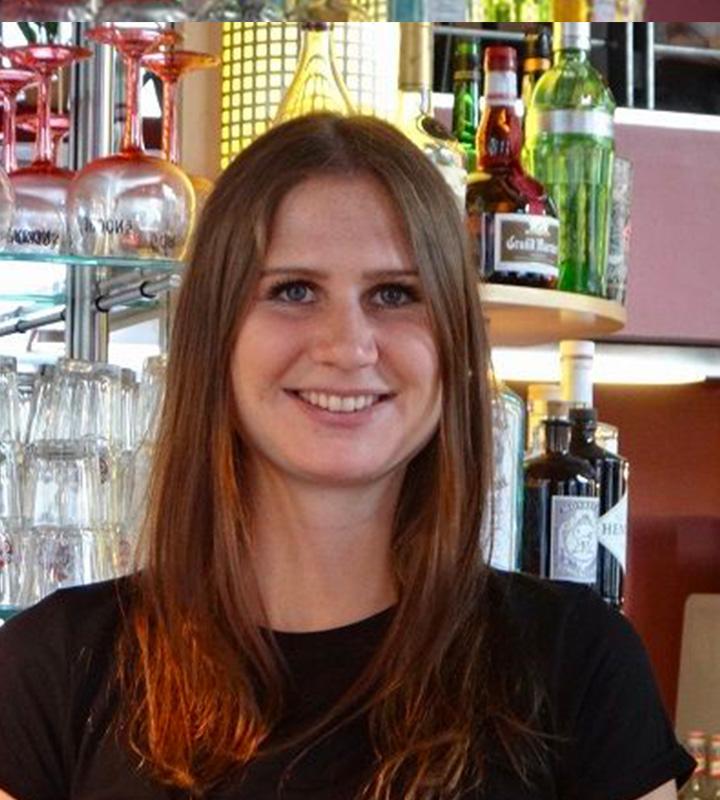 Café N8 - Halle (Saale), Team - Kristin