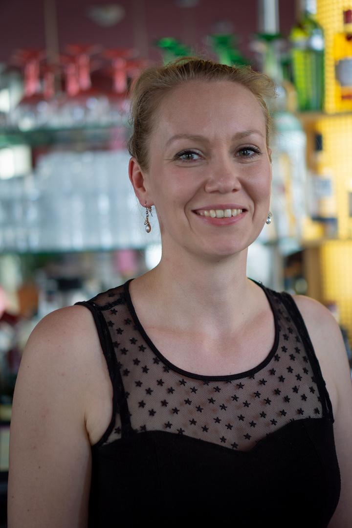 Café N8 - Halle (Saale), Team - Jenny